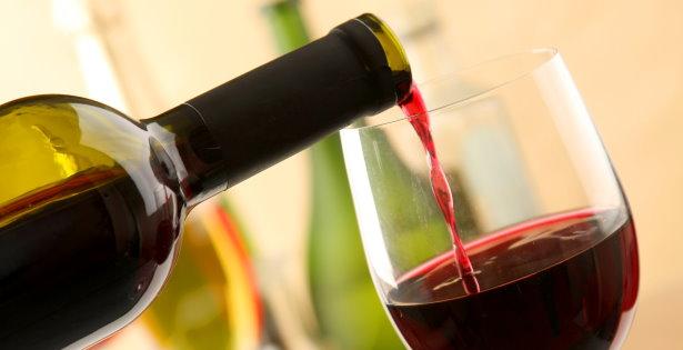 Wein trinken und die Gesundheit