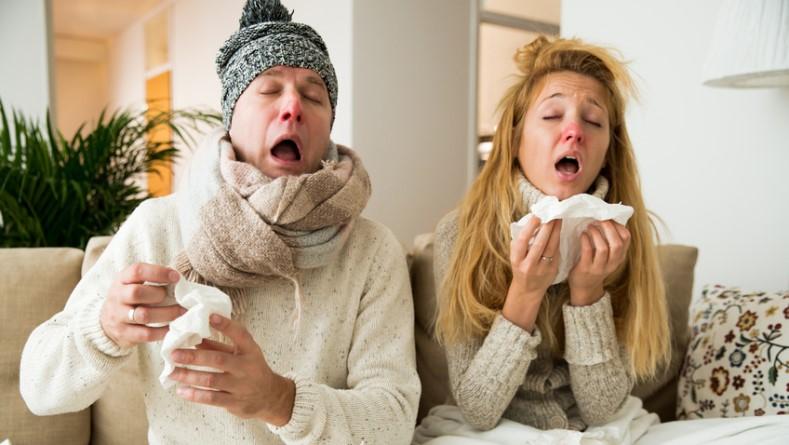 Hilfe bei einer Erkältung