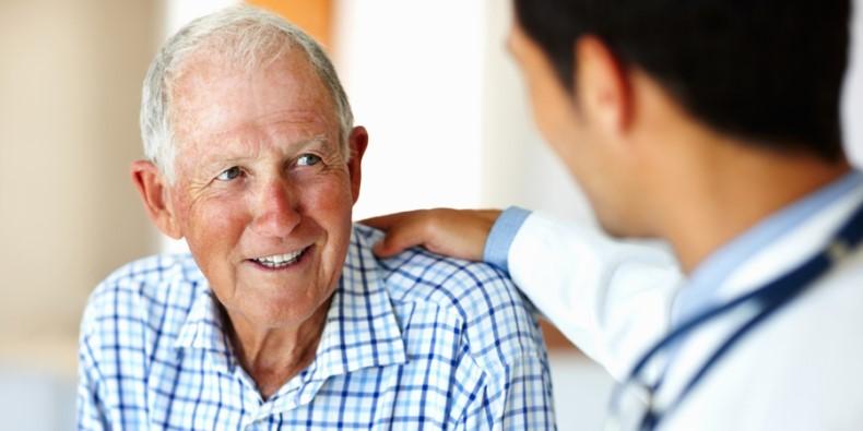 Behandlung der Prostata