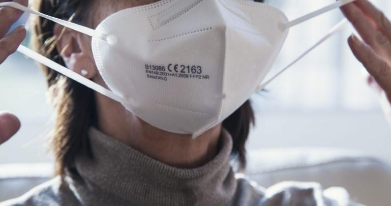 Tipps zum Tragen von FFP Masken